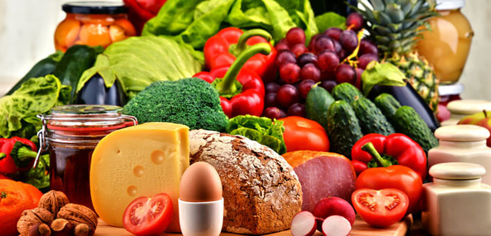 alimenti senza istamina