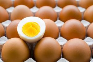 intolleranza uova