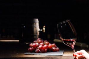 vino rosso a bassa istamina