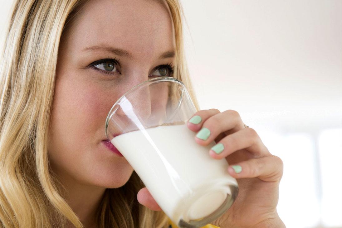 bevi latte scremato per perdere peso