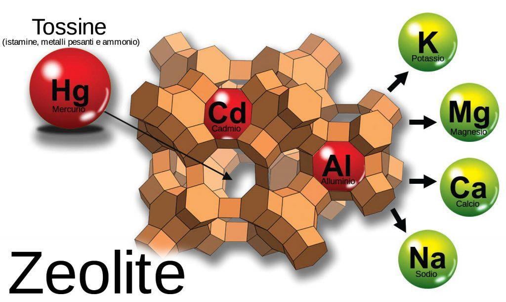 Zeolite-antistaminico-naturale-proprietà